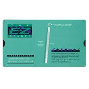 Original E-Z Grader EZ-5703-3 Rectangle Shaped Score Up To 95 Questions - 3 Each
