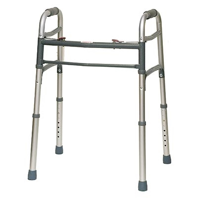 ProBasics Sure Lever Release Folding Walker - Carton of 4
