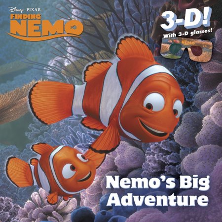 Nemo's Big Adventure (Disney/Pixar Finding Nemo) - Finding Nemo Short Term Memory Loss