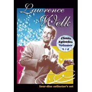Lawrence Welk: Classic Episodes Volumes 1 4 by SYNERGY DISTRIBUTION