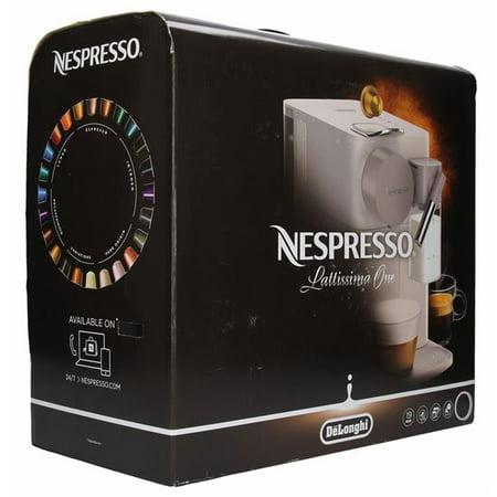 Delonghi Nespresso Lattissima One Espresso Maker