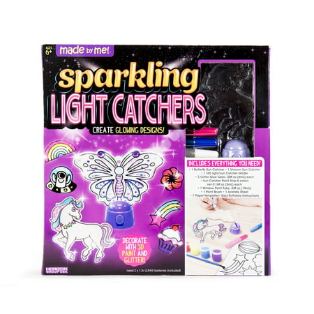 Made by Me Sparkling Light Catchers