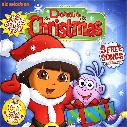 Dora The Explorer: Dora's Christmas Carol Adventure (Full Frame)