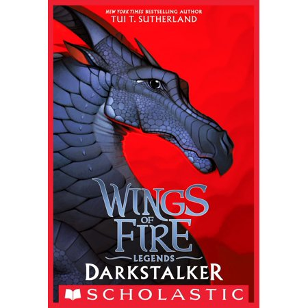 - Darkstalker (Wings of Fire: Legends) - eBook