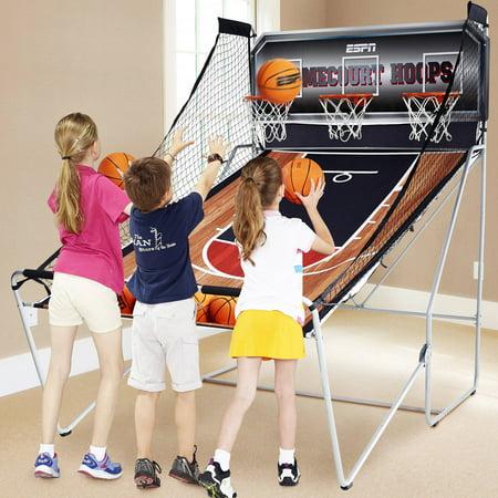 ESPN-3 Player Arcade Basketball Game