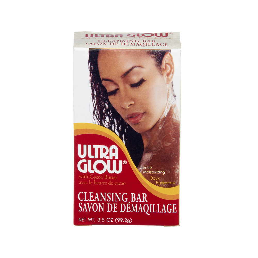 Ultra Glow® Cleansing Bar with Cocoa Butter 3.5 oz Box