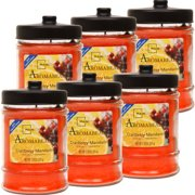 Set Of 6 - Mainstays Cranberry Mandarin