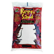 Zoo Med ReptiSand All Natural Terrarium Sand, 10 Lb, Desert White