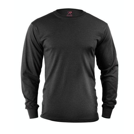 - Black Long Sleeve T-Shirt