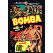 Bomba, The Jungle Boy Volume 1 (DVD) by Warner Bros