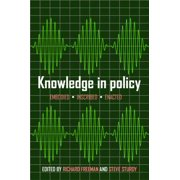 Knowledge in policy - eBook