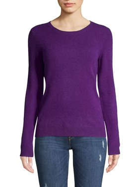 Petite Essential Cashmere Crewneck Sweater