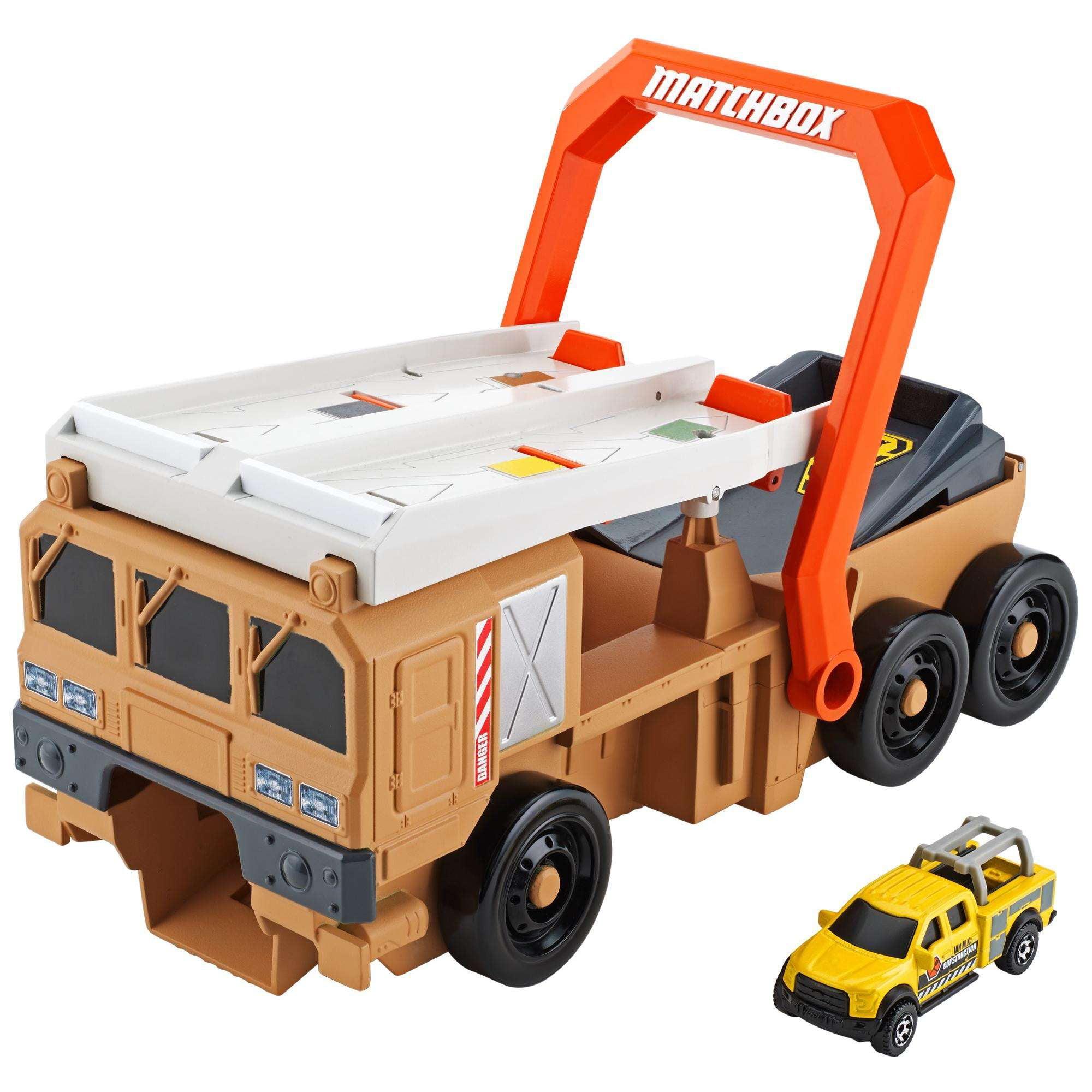 Matchbox Power Launcher Military Truck by Mattel