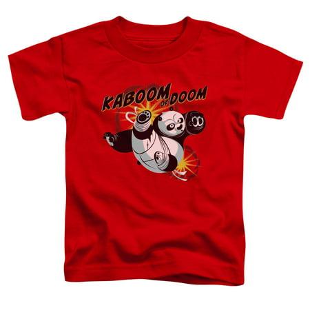 Kung Fu Panda Kaboom Of Doom Little Boys Toddler - Kung Fu Panda Costume Toddler