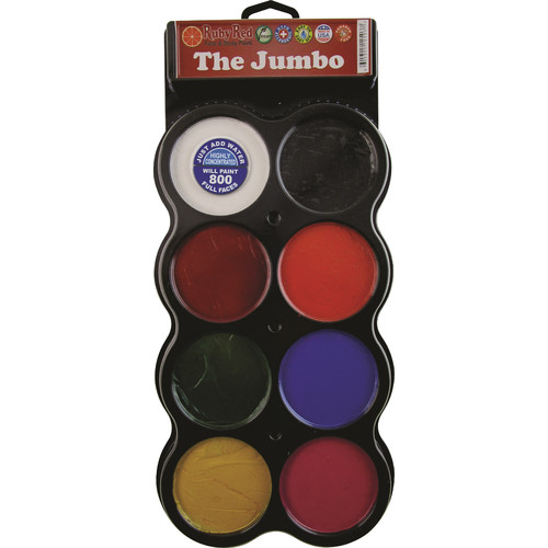 RUBY RED PAINT, INC. The Jumbo Palette