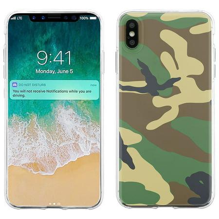 camo iphone xs case
