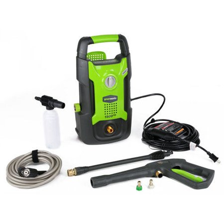 Greenworks 1500 PSI 13 Amp 1.2 GPM Pressure Washer