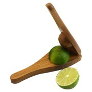 Enrico EcoTeak Lime Squeezer by Lime Squeezers