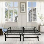 metal platform bed frame. Premier 14\ Metal Platform Bed Frame S