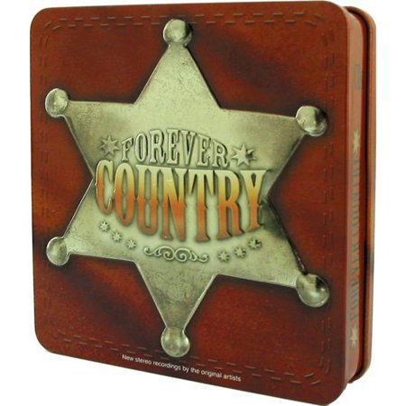 - Collectors Tin: Forever Country (3 Disc Box Set)