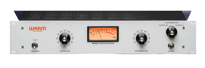 Warm Audio WA2A Compressor Limiter by Warm Audio