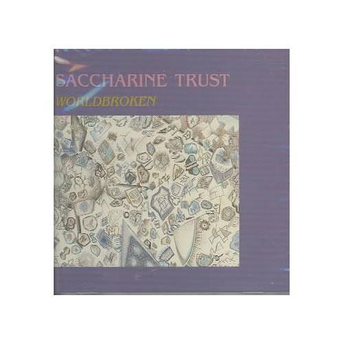 Saccharine Trust - World Broken [CD]