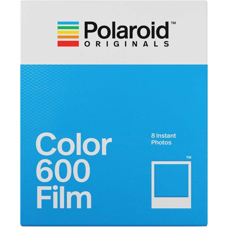 Polaroid Instant Film for 600 Cameras (Classic Color) - Le Masque D Halloween Film