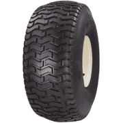 Greenball Soft Turf 15X6.00-6 4 PR Turf Tread Tubeless Lawn and Garden Tire (Tire Only)