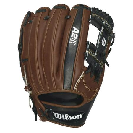 11.75 Infielders Baseball Glove - Wilson A2K 1787 11.75