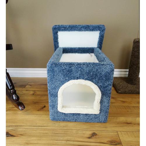 New Cat Condos Premier Litter Box Enclosure