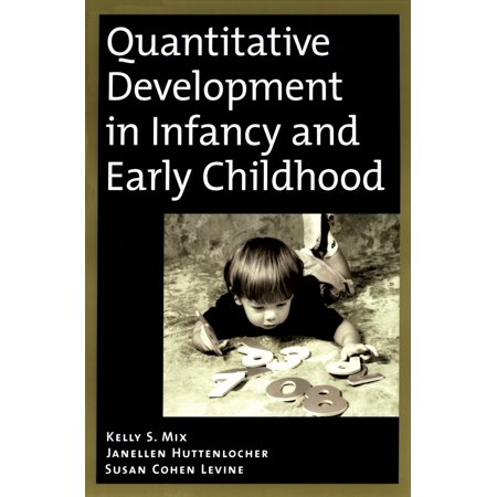 Quantitative Development in Infancy and Early Childhood -