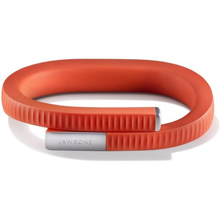 BUY UP 24 by Jawbone Activity Tracker - Large - Persimmon Red (Certified Refurbished) LIMITED