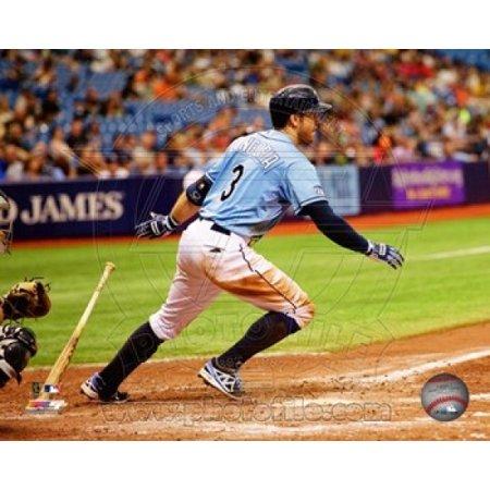 Evan Longoria 2014 Action Sports Photo