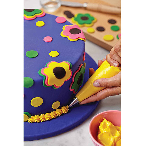 Cake Boss Cake Kits Flower Cake Kit
