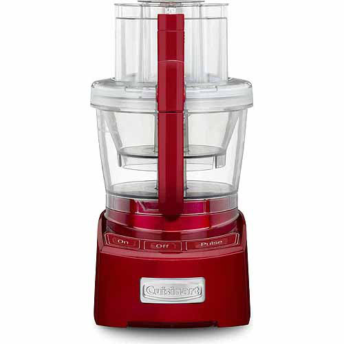 Cuisinart Fp12Mr 12Cup Food Proc Met Red