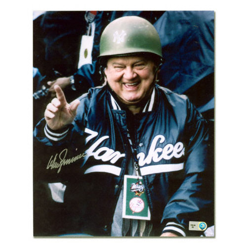 MLB - Don Zimmer New York Yankees Autographed 8x10 Photograph