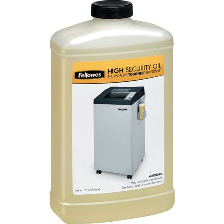 Fellowes Powershred; High Security Performance Oil - 32 oz