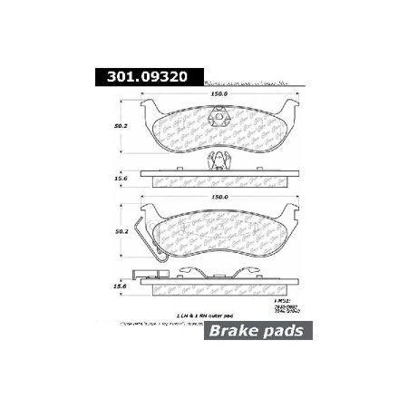 Go-Parts OE Replacement for 2003-2011 Ford Crown Victoria