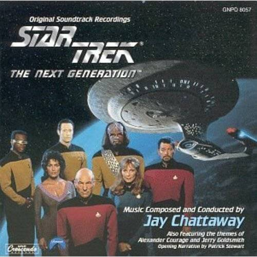 Personnel includes: Jay Chattaway (conductor).<BR>Original score composed by Jay Chattaway.