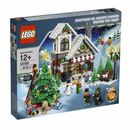LEGO Christmas Winter Village Winter Toy Shop Exclusive Set #10199