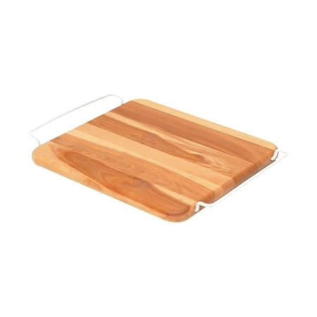 snow river over the sink cutting board 11 x 12 x 5 8