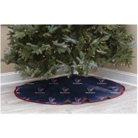 Pegasus Sports NFLCT-TEXAN-12 NFL Houston Texans Christmas Tree Skirt](Houston Texans Halloween Decorations)