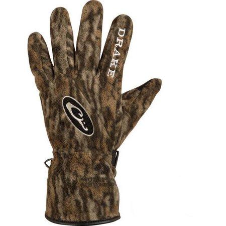- Drake MST WindStopper Fleece Shooter Gloves Large Bottomland