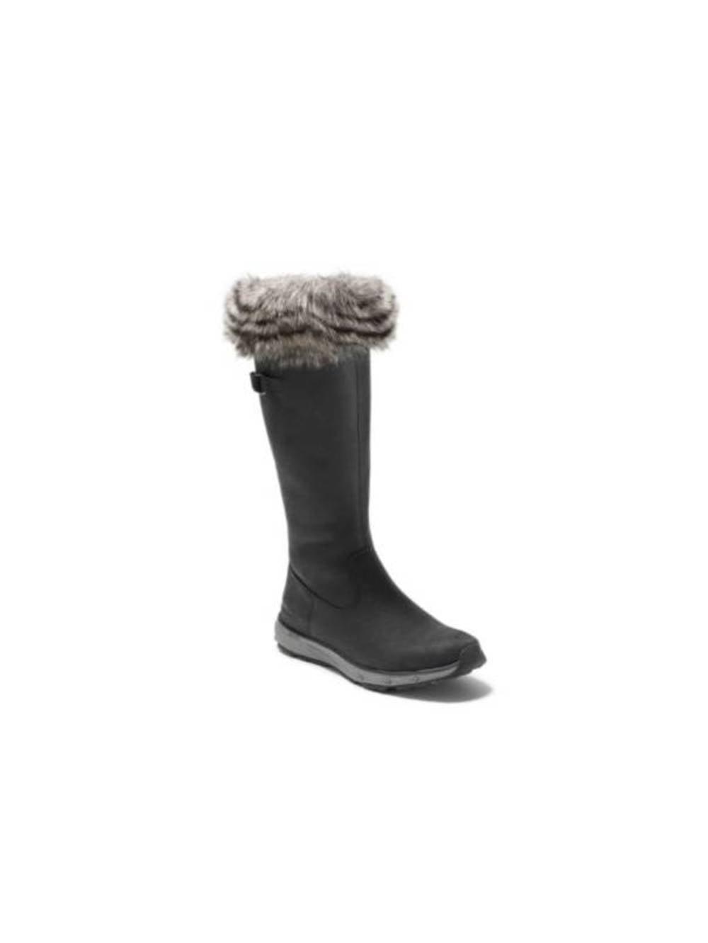Eddie Bauer Women's Lodge Fur Boot