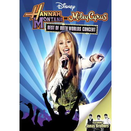 Hannah Montana and Miley Cyrus: Best of Both Worlds Concert (Vudu Digital Video on Demand)
