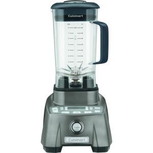 Cuisinart Hurricane Pro 3.5 Peak HP Blender - 2 quart - 8 Cup - Tritan - Gunmetal CUISINART