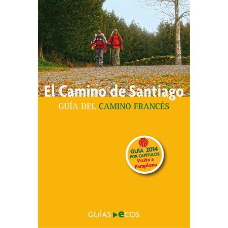 Camino de Santiago. Visita a Pamplona (Iruña) - eBook (Pamplona Series)