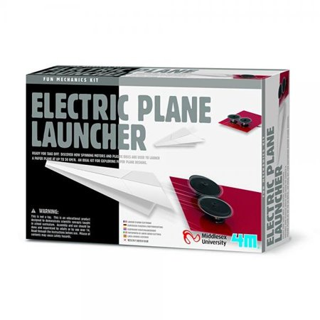 4M Electric Plane Launcher by great