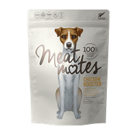 Meat Mates Chicken Booster Freeze-Dried Dog Food Topper (Various Sizes)