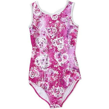 256f99106 Danskin Now - Danskin Now - Girls  Dance Gymnastics Le - Walmart.com